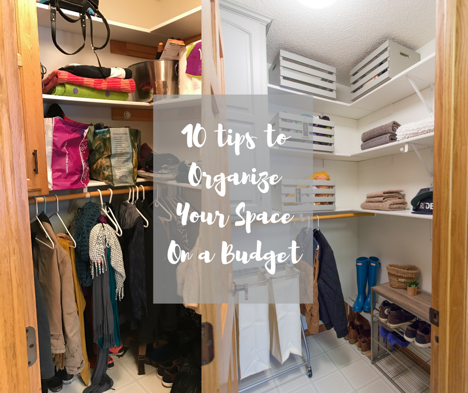 how to refresh and reorganize your laundry room | construction2style | Jamie and Morgan Molitor