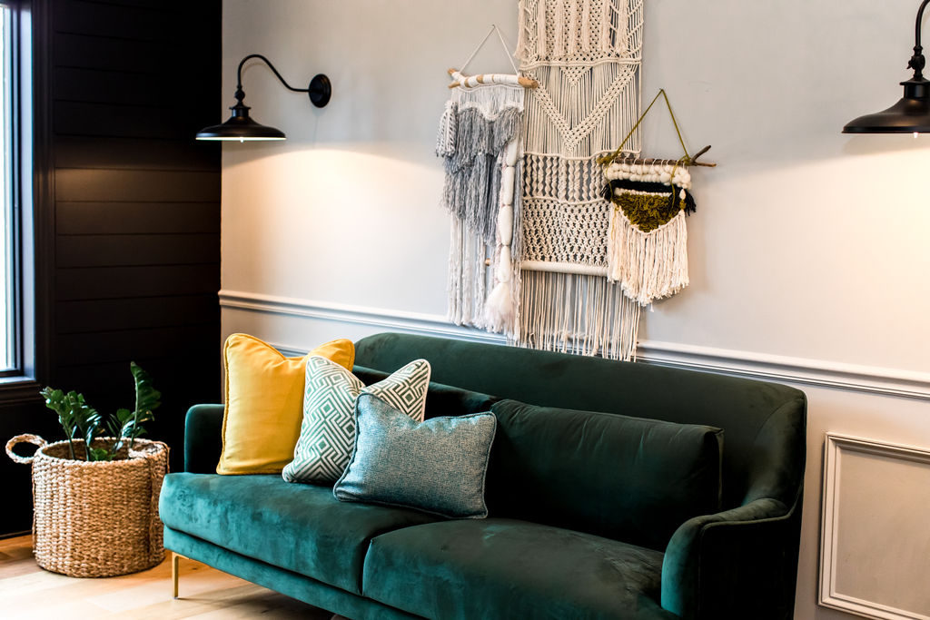 Living Room Updates | construction2style