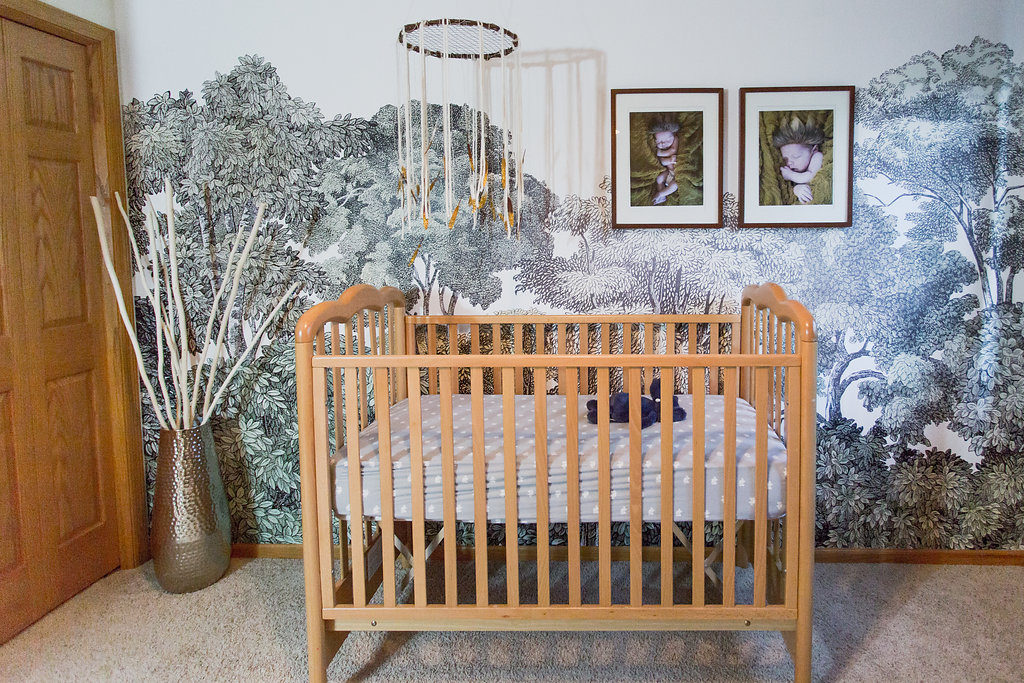wallpaper in nursery | Vintage Wallpaper: 14 Vintage Wallpapers that We Can't Get Enough Of | construction2style