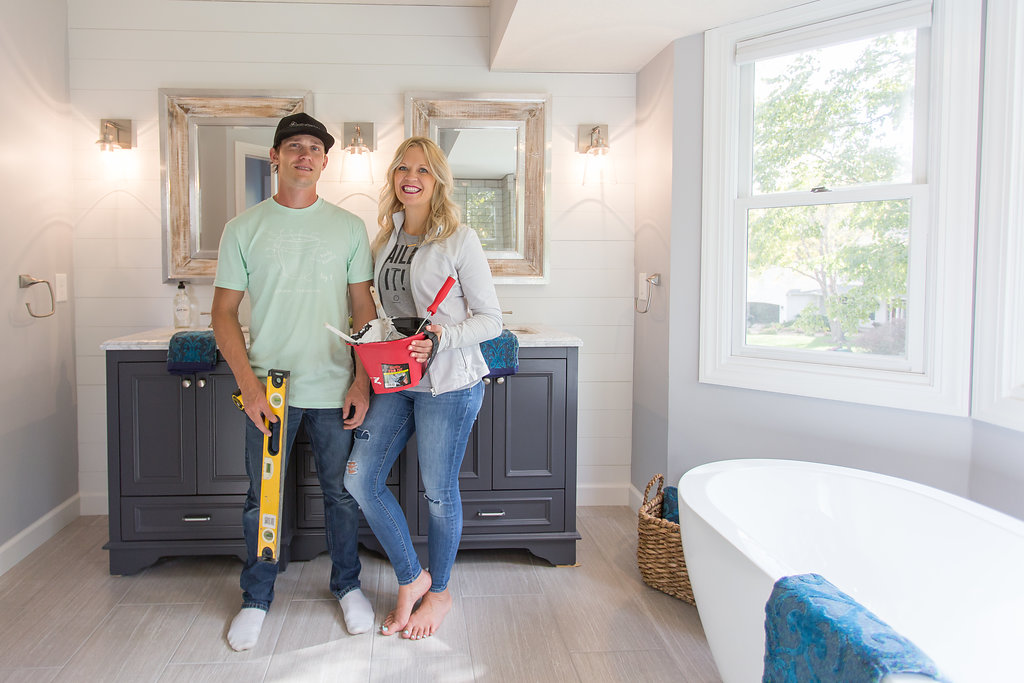 How to shiplap a wall | construction2style