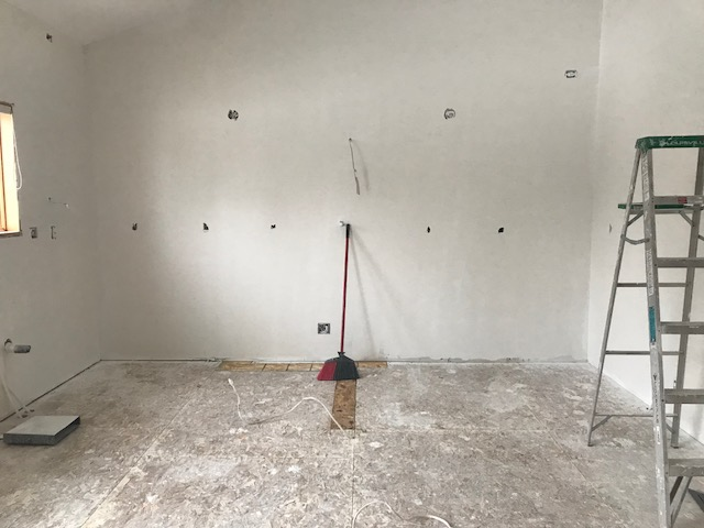 Removing Construction Dust | construction2style