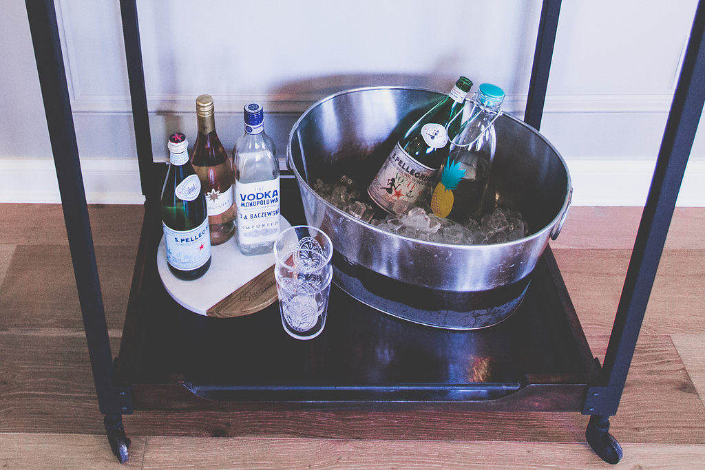 How to Style your Bar Cart 5