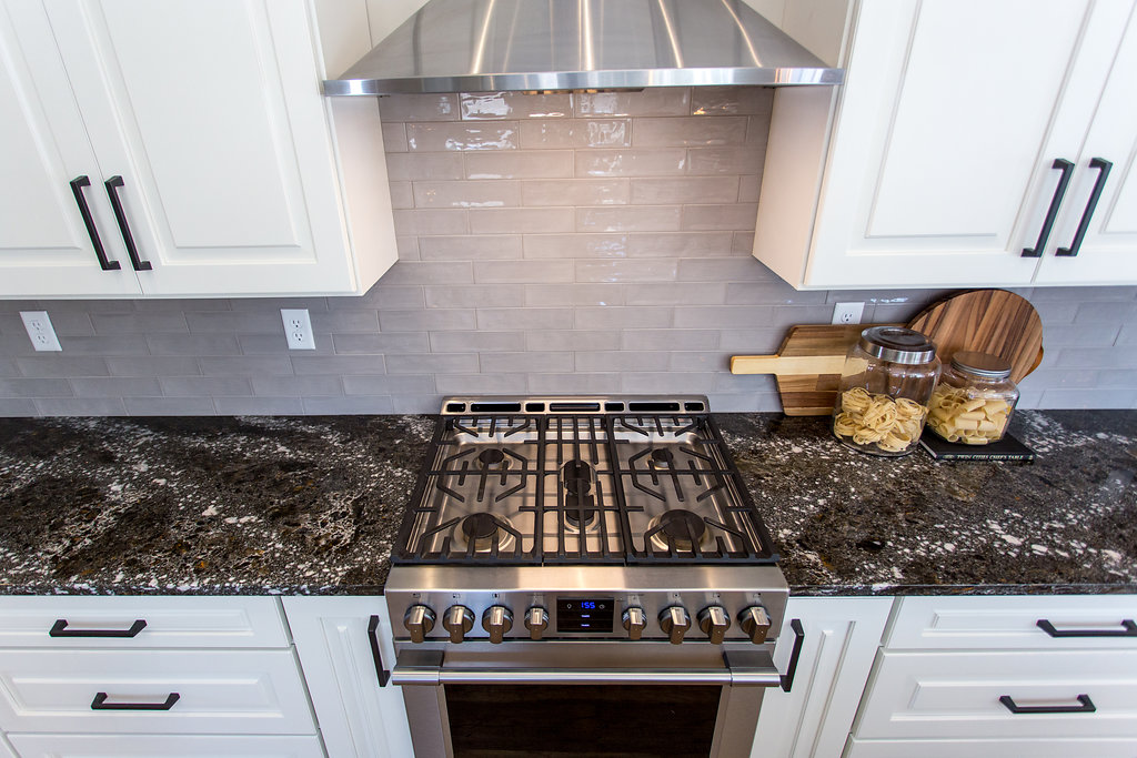 custom home build kitchen | construction2style