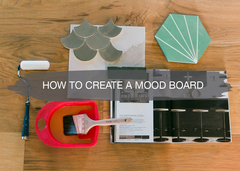 How To Create A Mood Board | construction2style