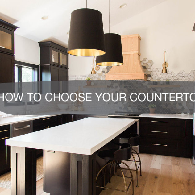 How To Choose Your Countertop | construction2style
