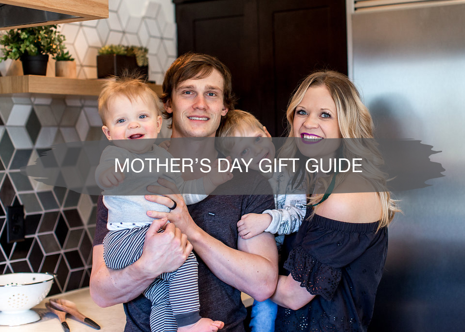 Mother's Day Gift Guide | construction2style