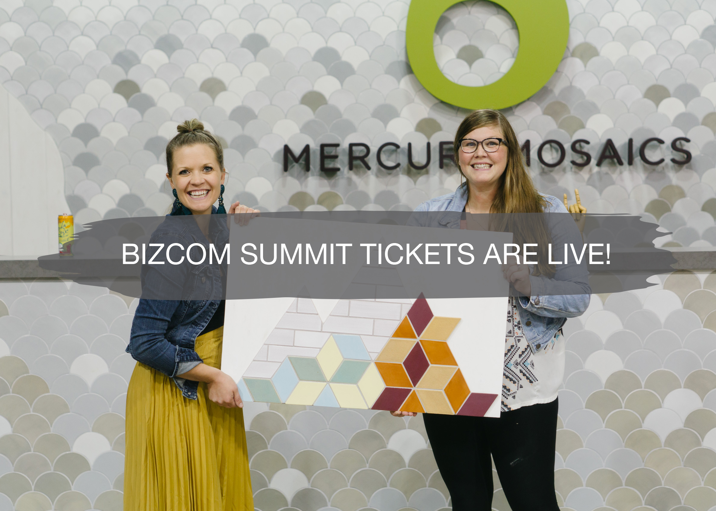 BizCom Summit Tickets are Live | construction2style