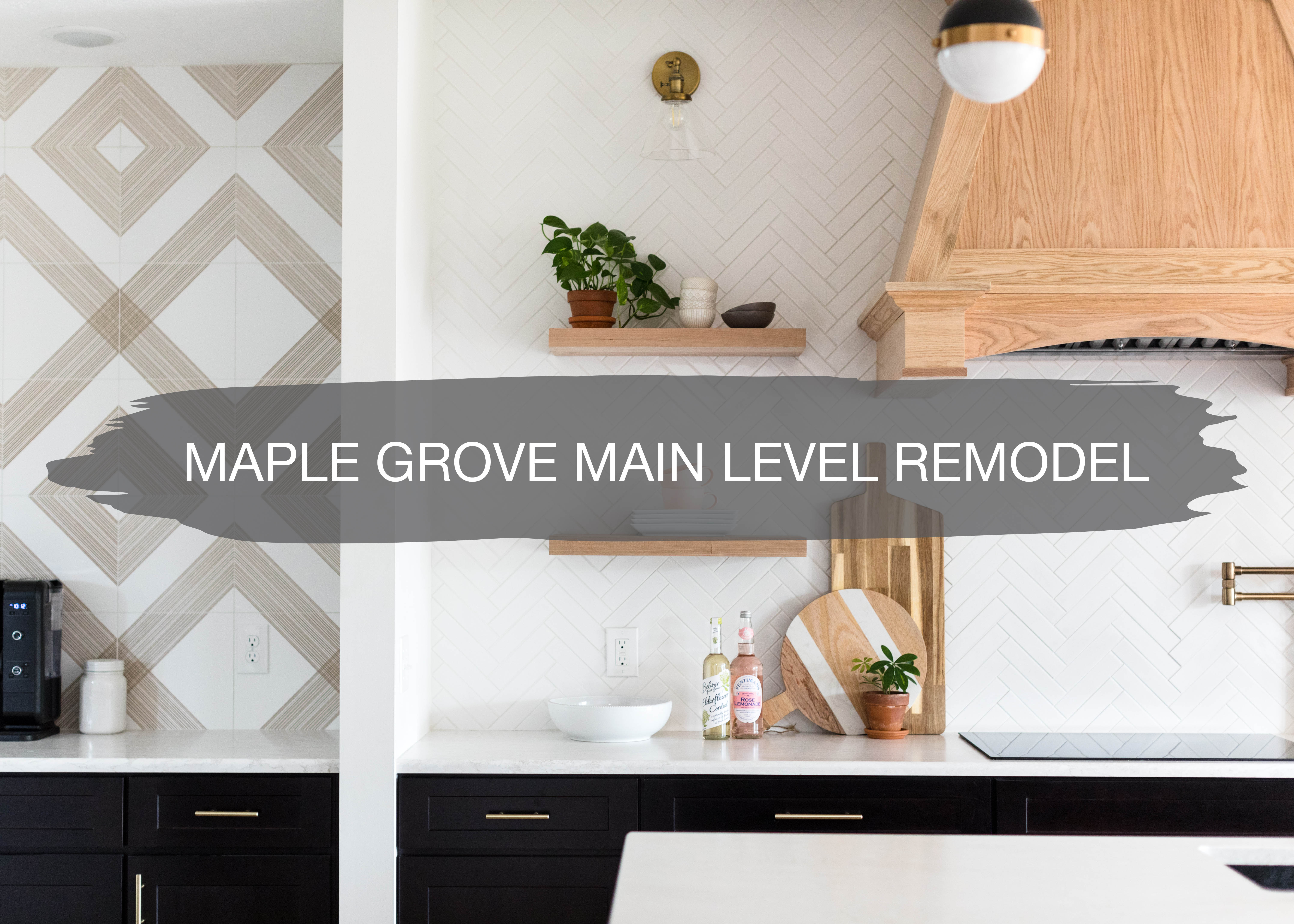 Maple Grove Main Level Remodel | construction2style