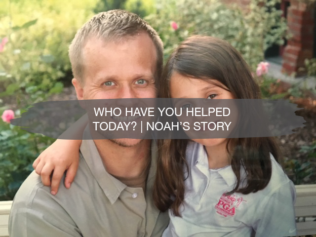 Who Have you Helped Today - Noah Story | construction2style