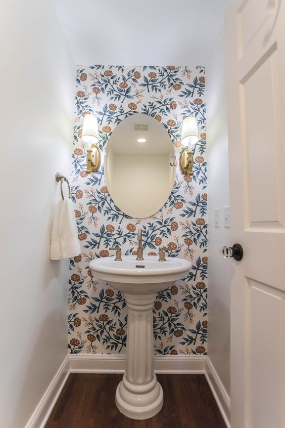 Vintage Wallpaper: 14 Vintage Wallpapers that We Can't Get Enough Of | construction2style