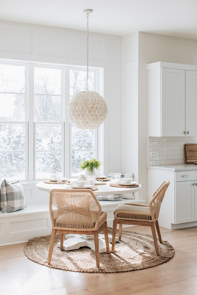 Breakfast Nook: 7 Inspirations for 2020 | construction2style