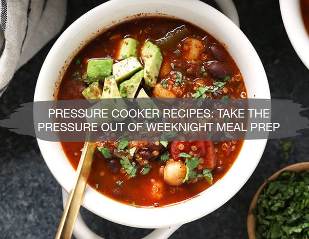 Pressure Cooker Recipes: Take the pressure out of weeknight meal prep | construction2style