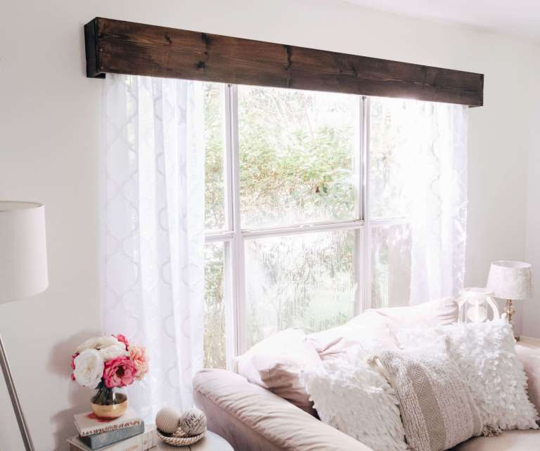 8 Gorgeous Window Treatment Ideas You Can Do For Cheap 9