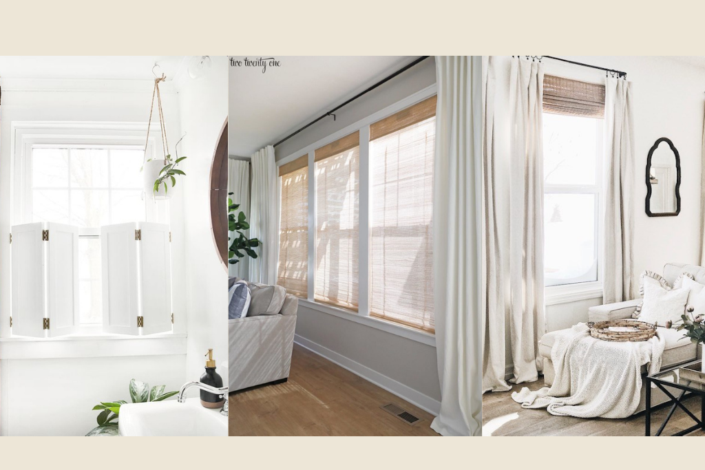 8 Gorgeous Window Treatment Ideas You Can Do For Cheap 1