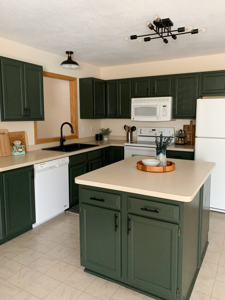 Updating Our First Home | Kitchen Refresh on a Budget | construction2style