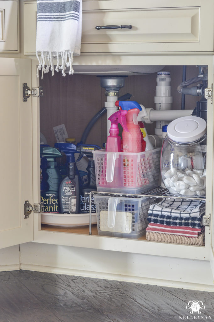 Under Sink Storage Organizers That Are Insanely Cute   construction2style