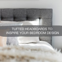 Tufted Headboards To Inspire Your Bedroom Design