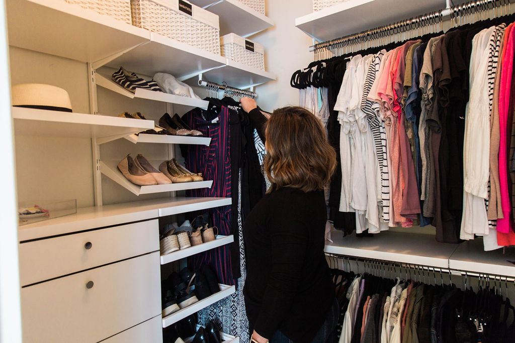 7 Ways to Increase your Closet Organization Space | construction2style