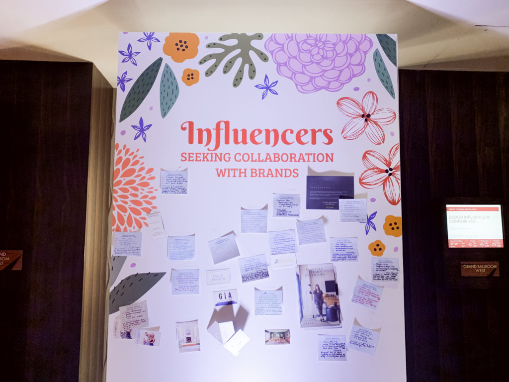 What We Learned From The Design Influencer Conference | construction2style