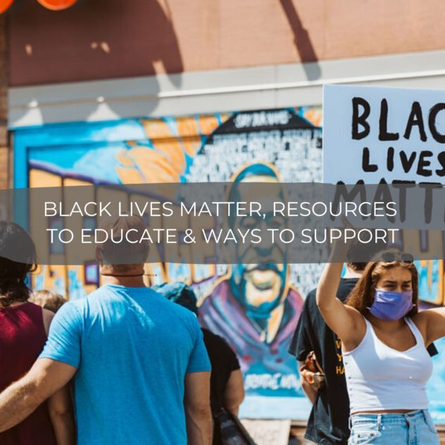 Black Lives Matter, Resources to Educate & Ways to Support 88
