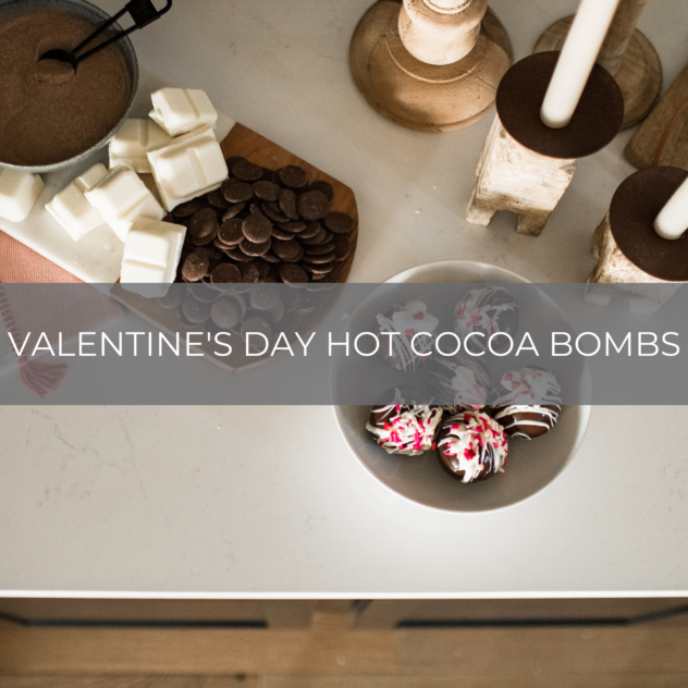 How to Make Valentine's Day Hot Cocoa Bombs 18