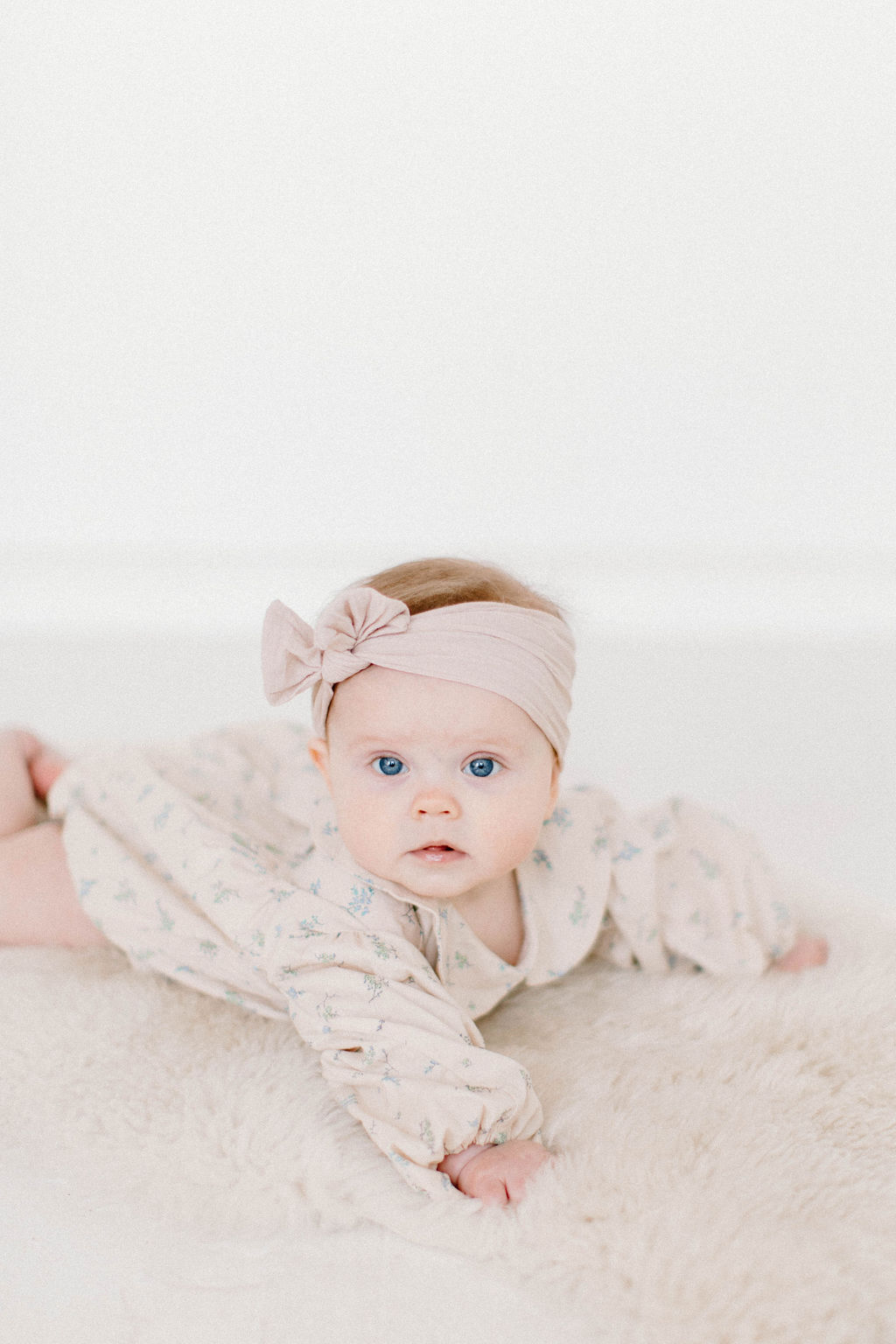 Our Baby Girl, Ellie, is 6 Months Old 3