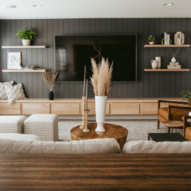 How to Shiplap a Wall 42
